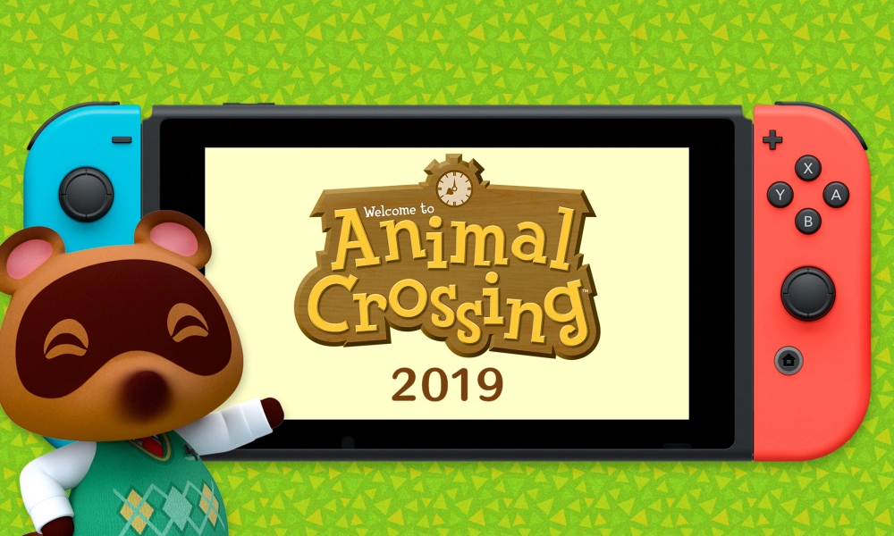 Nintendo Direct Animal Crossing