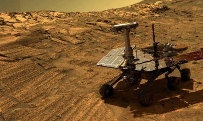 Marte se va recuperando de la tormenta: ¿habrá sobrevivido Opportunity? 35