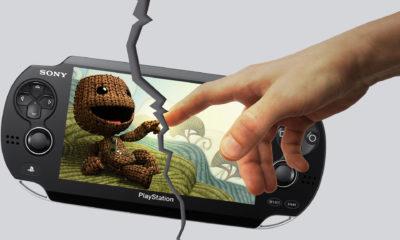 PS Vita Sony Fin Producción