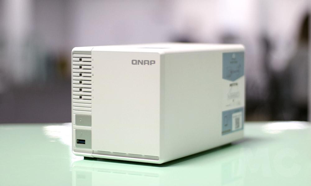 QNAP TS-328, análisis 30