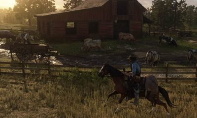 Red Dead Redemption 2 requiere 105 GB de espacio en PS4 Pro 40