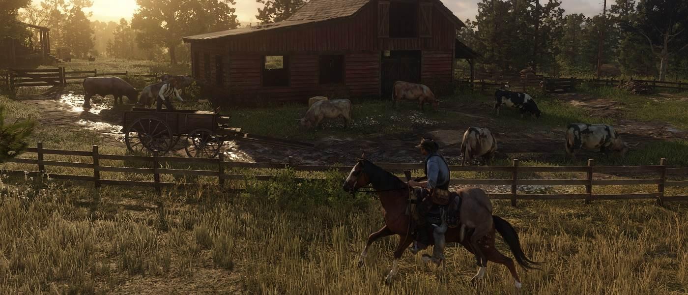 Red Dead Redemption 2 requiere 105 GB de espacio en PS4 Pro 27