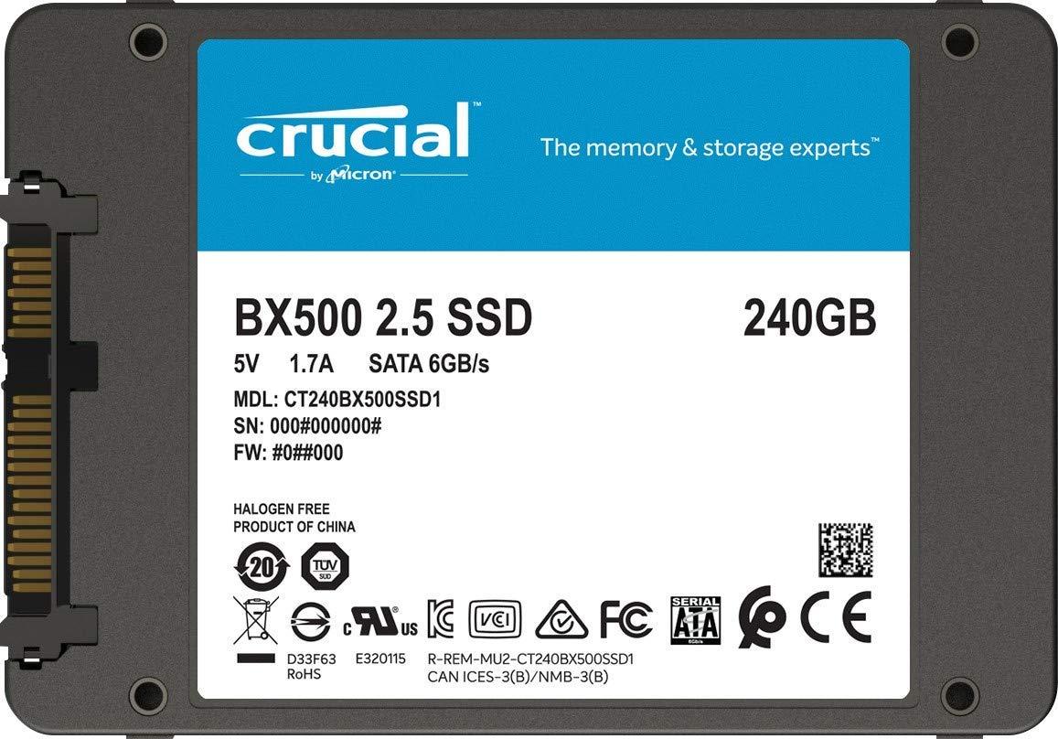 Guía SSD: formatos, interfaces, instalación, modelos y precios 34