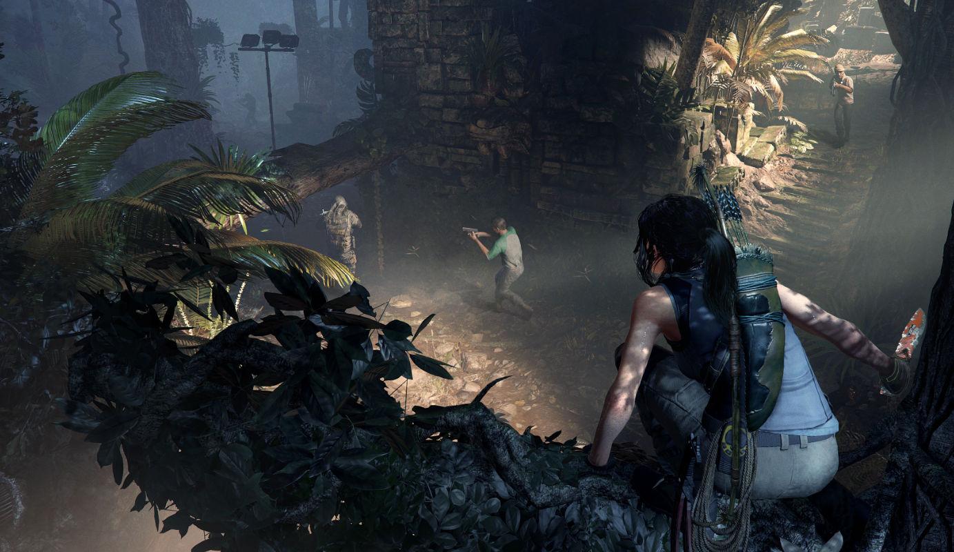 Shadow of the Tomb Raider, análisis en PC 49