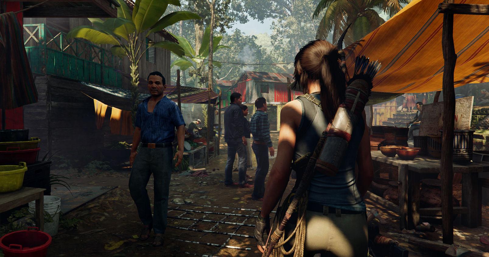 Shadow of the Tomb Raider, análisis en PC 42