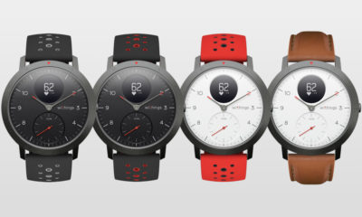 Withings relanza su propia marca con el Steel HR Sport