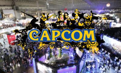 TGS 2018 Capcom