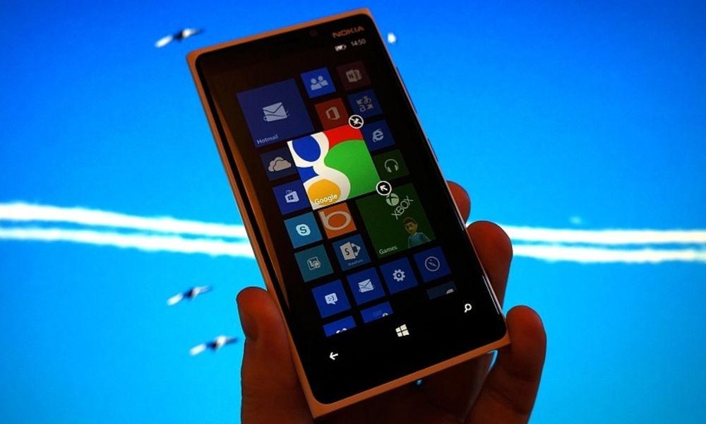 Google abandona Windows Phone