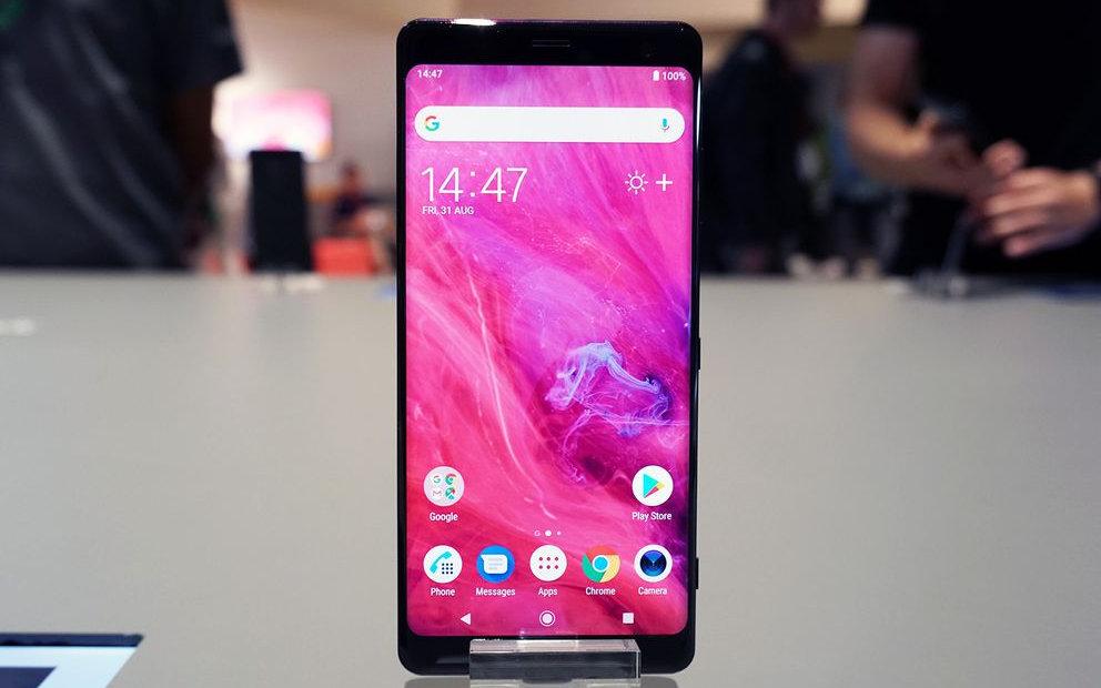 Xperia XZ3: llega el mejor smartphone de Sony con Android 9 29