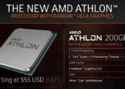 AMD Athlon 200GE, APU de bajo coste con gráficos Radeon Vega 30
