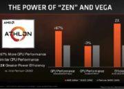 AMD Athlon 200GE, APU de bajo coste con gráficos Radeon Vega 34