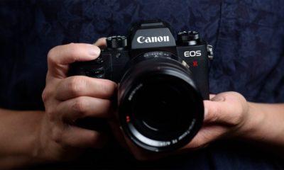 Canon se apunta a las mirrorless full frame con la nueva EOS R 42