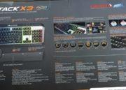 Cougar Attack X3 RGB, análisis: un teclado equilibrado 34