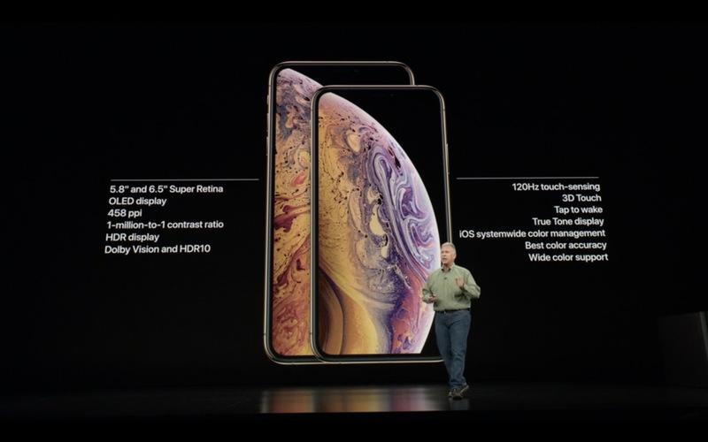 Apple presenta los nuevos iPhone Xs, iPhone Xs Max y iPhone Xr 31