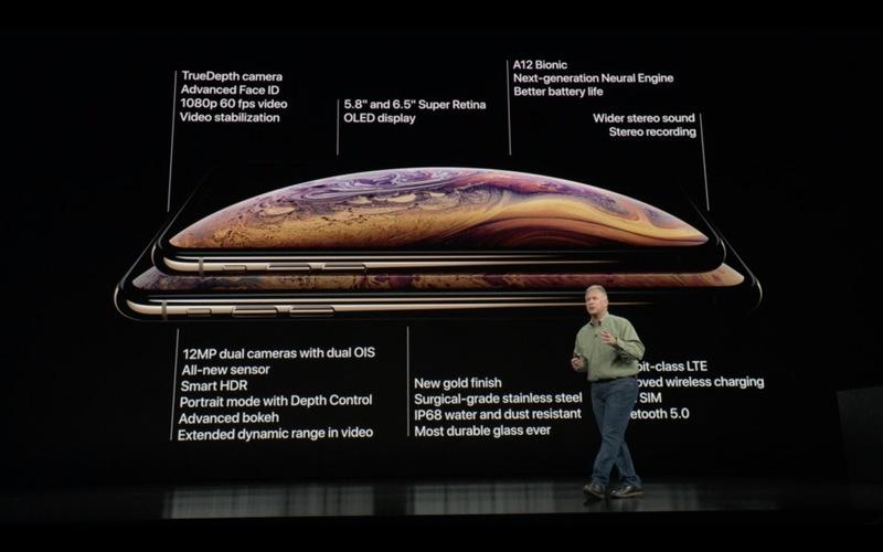Apple presenta los nuevos iPhone Xs, iPhone Xs Max y iPhone Xr 41