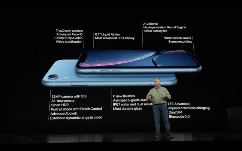 Apple presenta los nuevos iPhone Xs, iPhone Xs Max y iPhone Xr 45