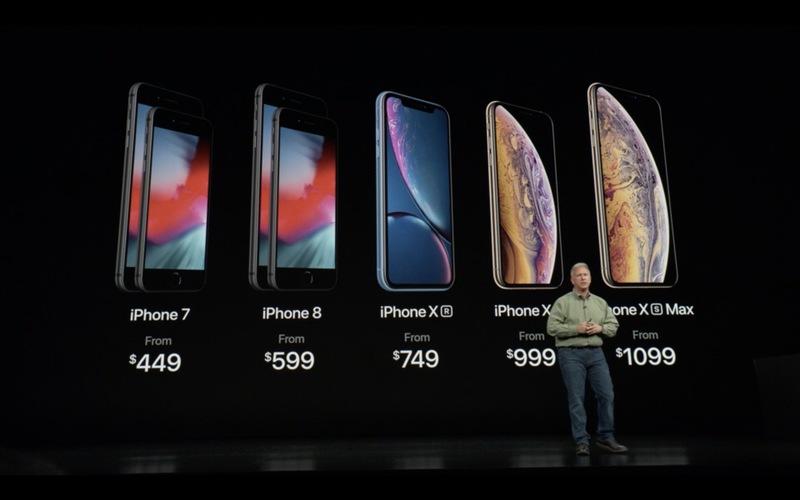 Apple presenta los nuevos iPhone Xs, iPhone Xs Max y iPhone Xr 49