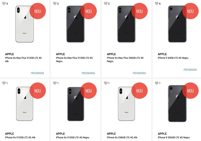 iPhone 9, iPhone Xs y iPhone Xs Max Plus listados: posibles especificaciones 30