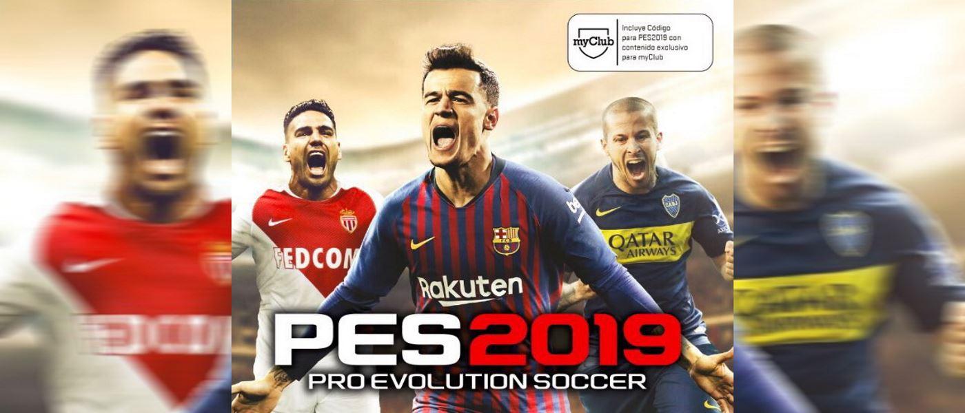 PES 2019, todo por el fútbol 28