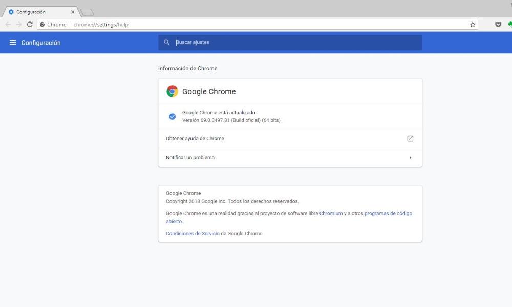 Cómo desactivar la nueva interfaz de Chrome 69 28