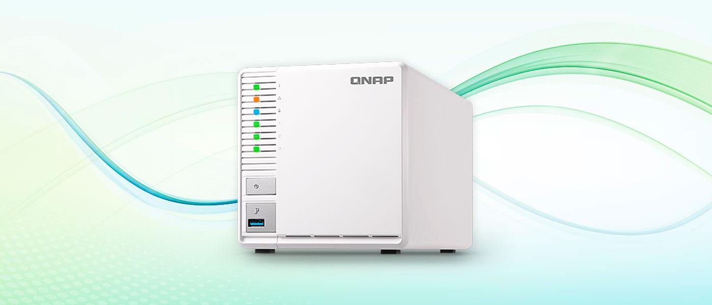 QNAP TS-328, análisis 31
