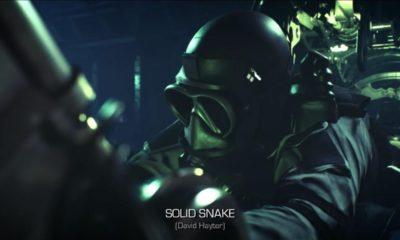 ¿Cómo sería un Metal Gear Solid en 4K? Así 42