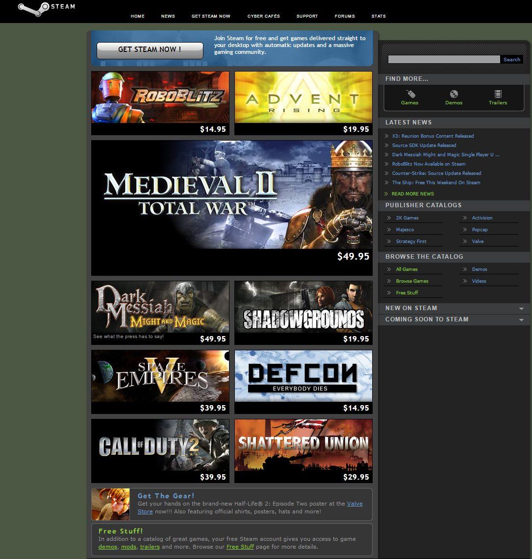 15 años de Steam, la plataforma que cambió nuestra forma de jugar 34
