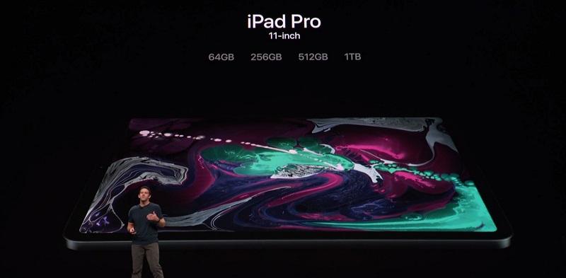 Apple presenta su nuevo iPad Pro 2018 105