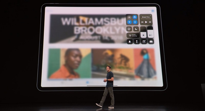 Apple presenta su nuevo iPad Pro 2018 53