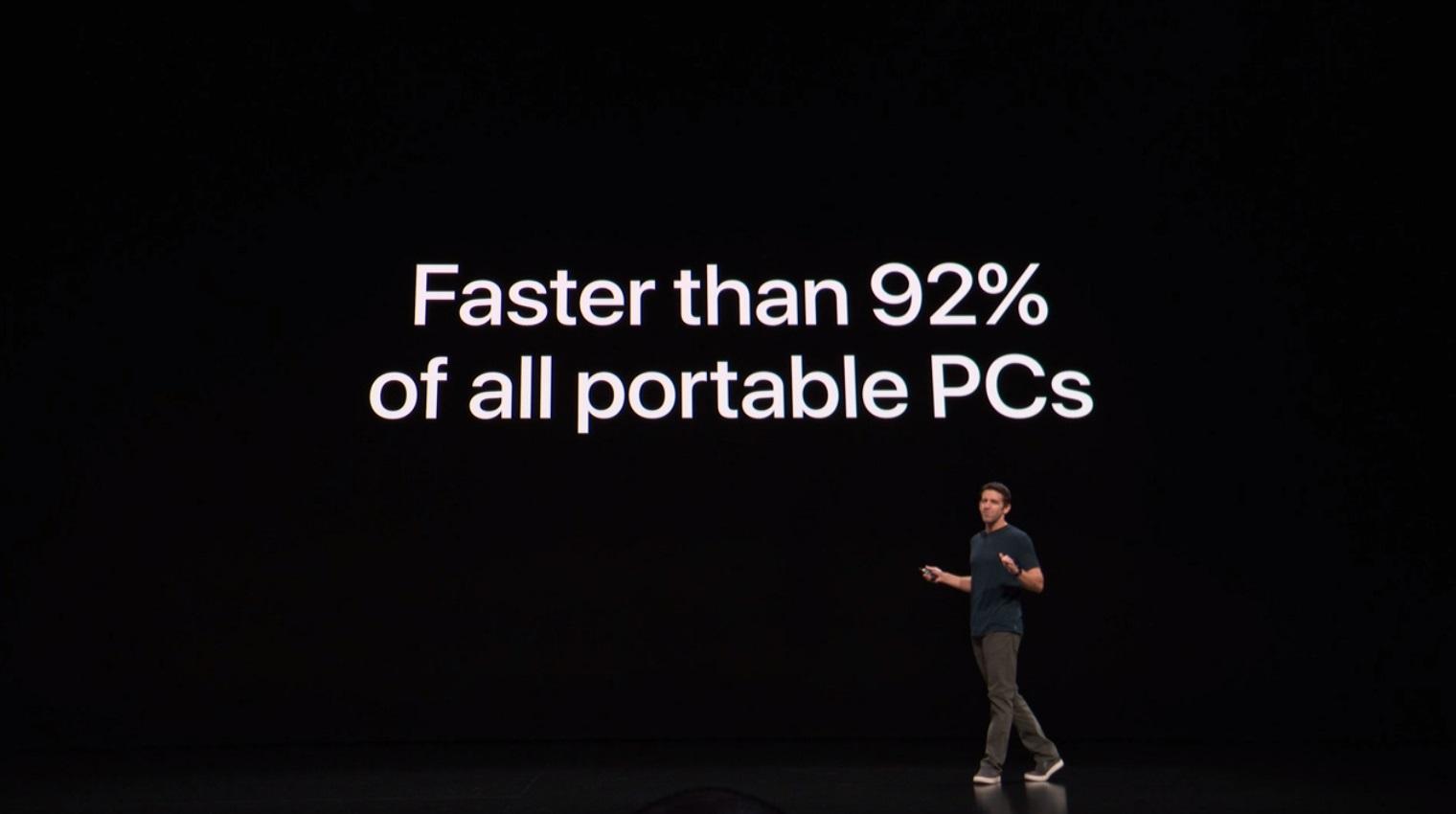 Apple presenta su nuevo iPad Pro 2018 63