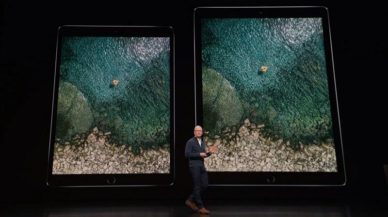 Apple presenta su nuevo iPad Pro 2018 32