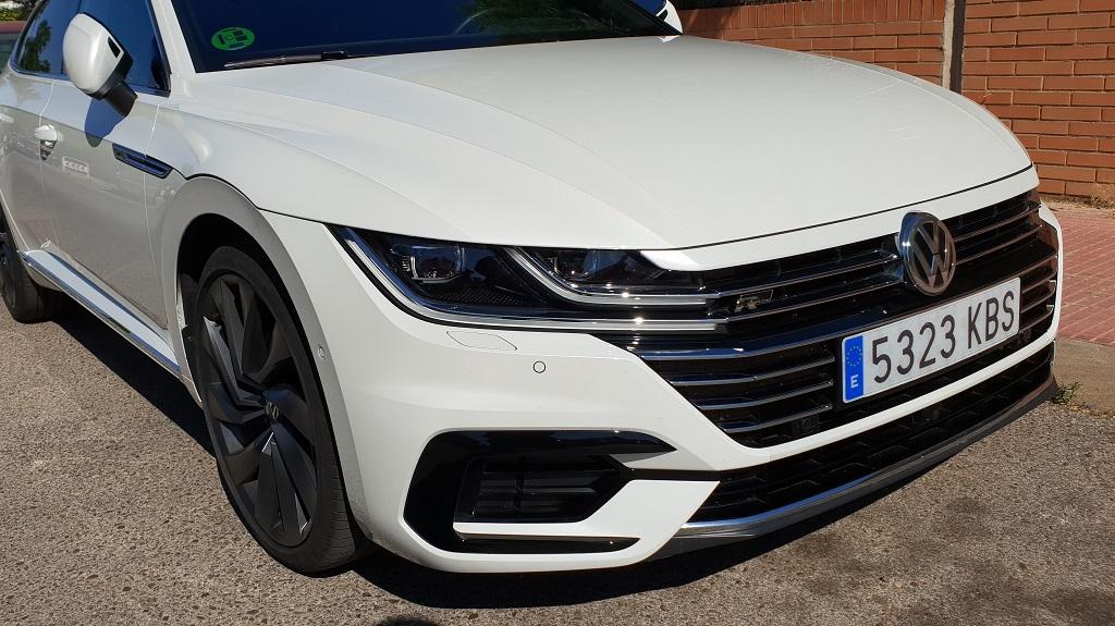 Volkswagen Arteon: Batman Vuelve 32
