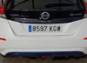 Nissan Leaf, la ruta 112