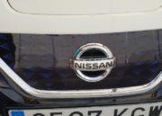 Nissan Leaf, la ruta 104