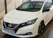 Nissan Leaf, la ruta 100