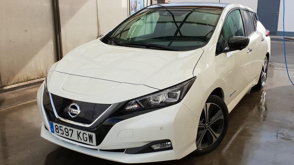 Nissan Leaf, la ruta 32