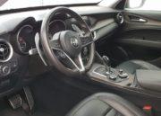 Alfa Romeo Stelvio, intérpretes 81