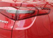 Alfa Romeo Stelvio, intérpretes 99