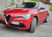 Alfa Romeo Stelvio, intérpretes 53
