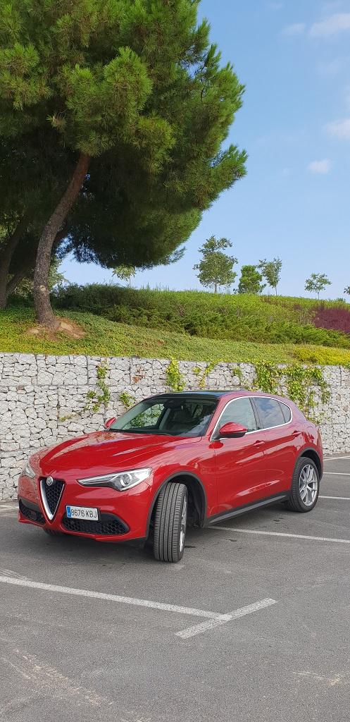 Alfa Romeo Stelvio, intérpretes 47
