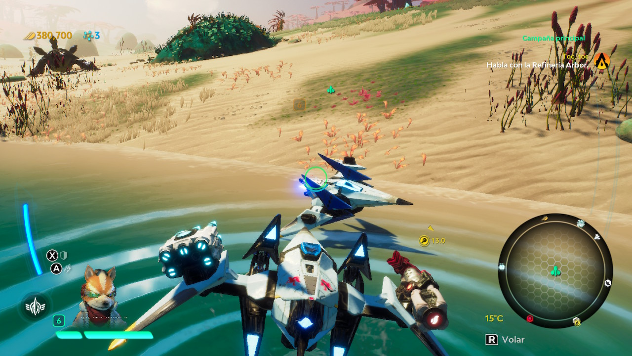 Starlink: Battle for Atlas, análisis para Switch 45