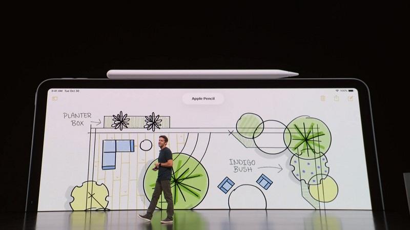 Apple presenta su nuevo iPad Pro 2018 81