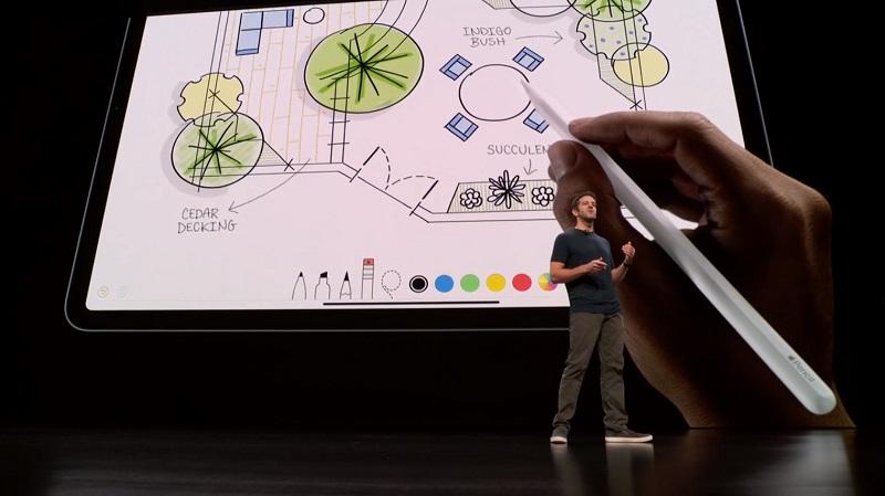 Apple presenta su nuevo iPad Pro 2018 83