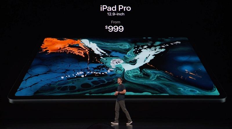 Apple presenta su nuevo iPad Pro 2018 109
