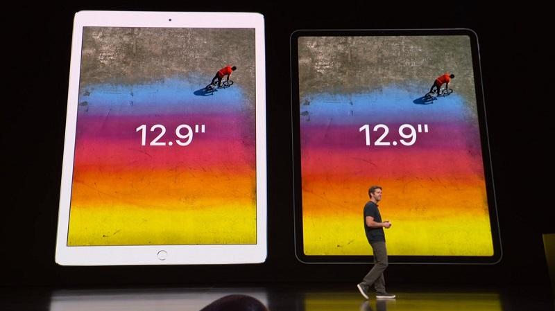 Apple presenta su nuevo iPad Pro 2018 41