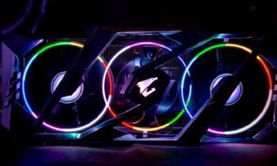 GIGABYTE presenta su gama de tarjetas gráficas AORUS GeForce RTX 20 54