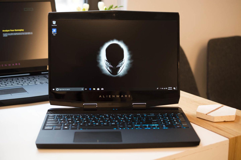 Dell presenta Alienware m15, el más delgado y ligero 39