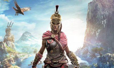 Assassin's Creed Odyssey: rendimiento en PC 148