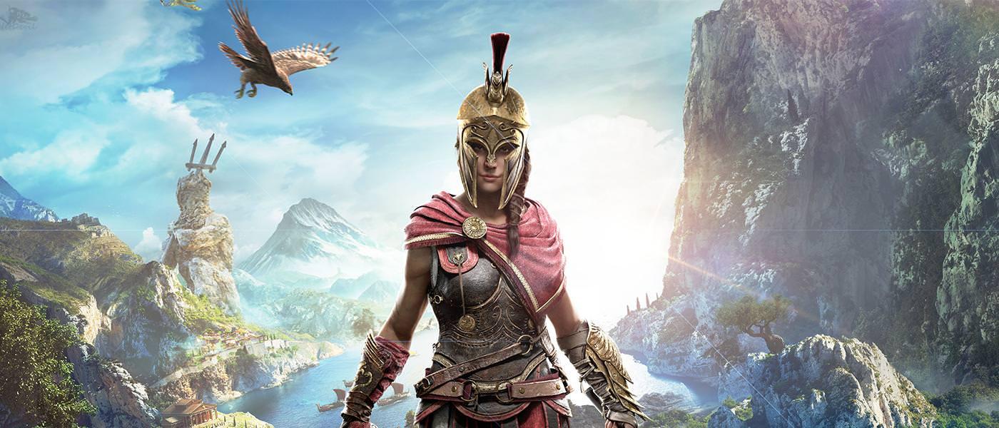 Assassin's Creed Odyssey: rendimiento en PC 31