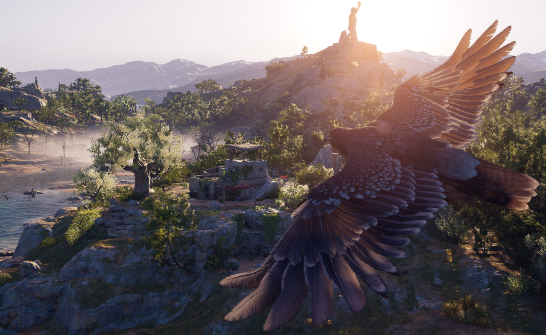 Assassin's Creed Odyssey, análisis en PC 47